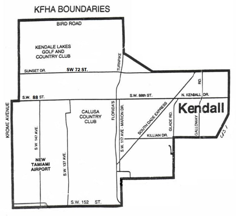 kendall s boundary lines